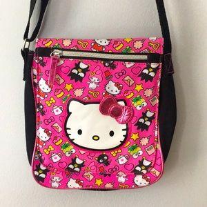 40th Anniversary Hello Kitty Cross Body Bag 2014